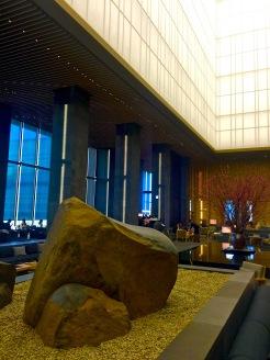 Un jardin zen intérieur