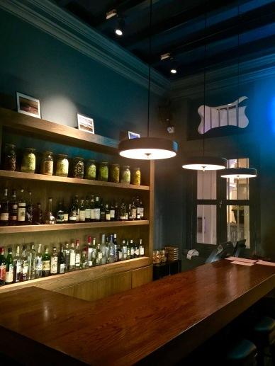 Le bar Cure