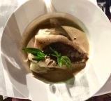 Filet de St-Pierre braisé au jus de bouillabaisse