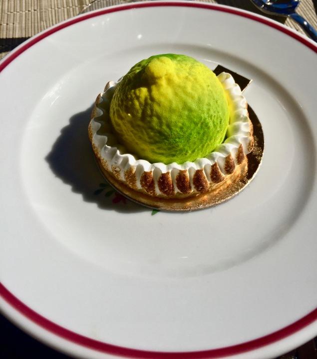 Vision d'un citron du pays en version Les Remparts