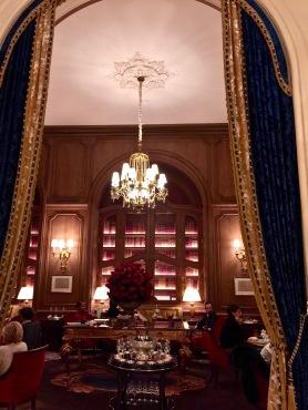 Salon Marcel Proust pour le Thé à la Française