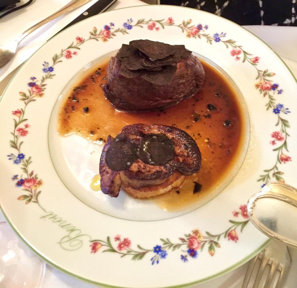 Châteaubriand Rossini