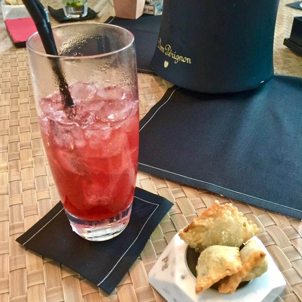Cocktail Bahia Ita et Barbagiuans