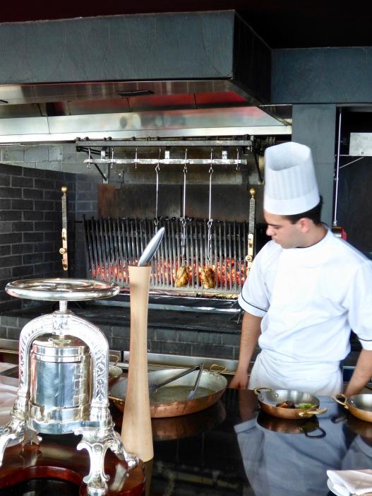 La Rôtisserie du Grill
