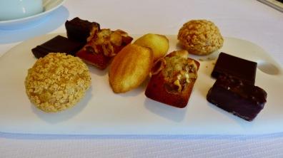 Les mignardises et Les chocolats de la Manufacture Alain Ducasse Paris