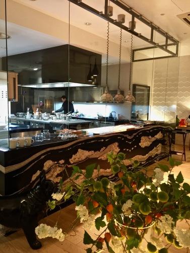 La cuisine - spectacle ©lepetitlugourmand