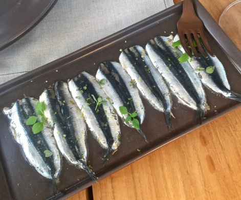 "les sardines ""in saor"" ©lepetitlugourmand"