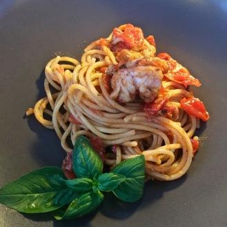 Spaghetti Langouste ©lepetitlugourmand
