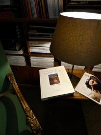 Salon-bibliothèque ©lepetitlugourmand