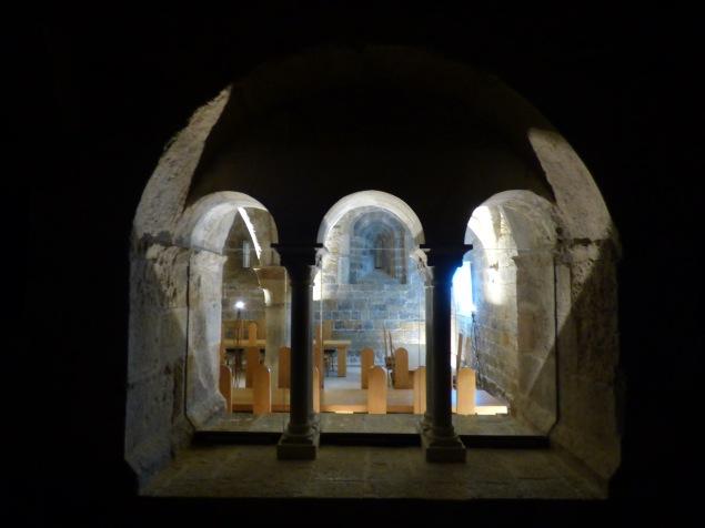 La Salle Capitulaire privatisable- Ancienne salle de lecture des nonnes ©lepetitlugourmand