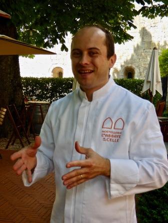 Le chef Nicolas Piereantoni ©lepetitlugourmand