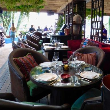 La salle face au bar Coya - Monte Carlo ©lepetitlugourmand