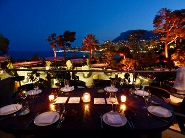 Coya - Monte Carlo - Terrasse de nuit ©lepetitlugourmand