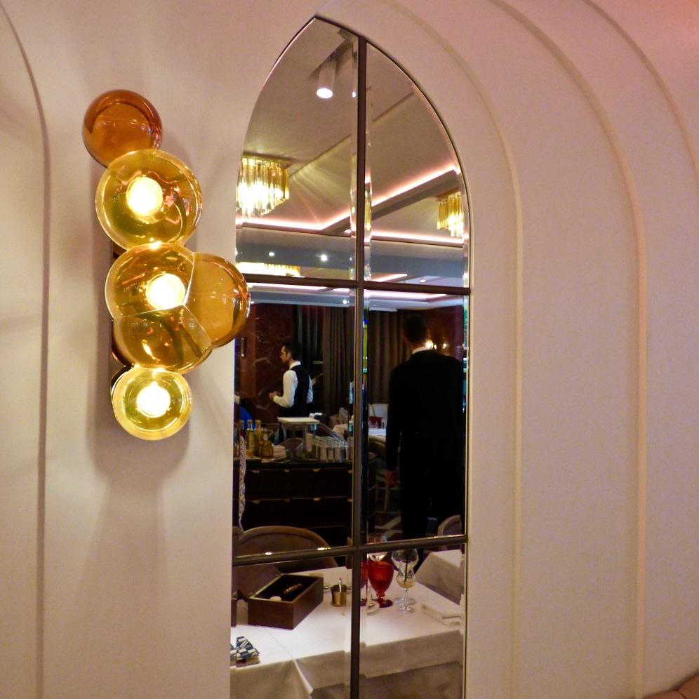 Détail de la salle Rampoldi Monte-Carlo ©lepetitlugourmand