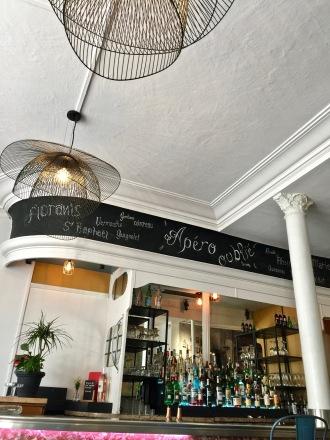 Le bar en zinc AG -Les Halles ©lepetitlugourmand