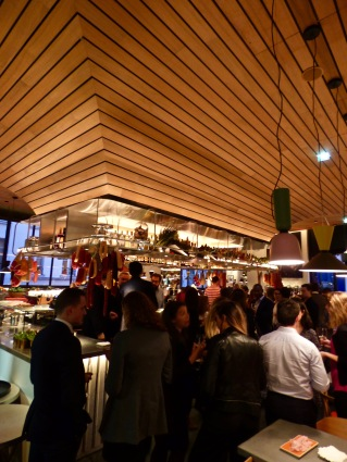 Le bar Cucina - Mutualité ©lepetitlugourmand