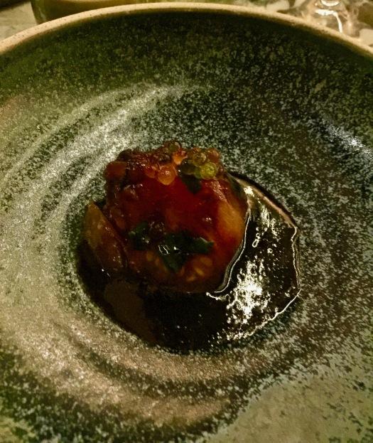 """Tomate confite par """"Nixtamalisation"""" ©lepetitlugourmand"""