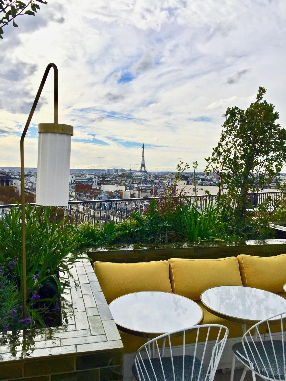 La terrasse - Perruche ©lepetitlugourmand