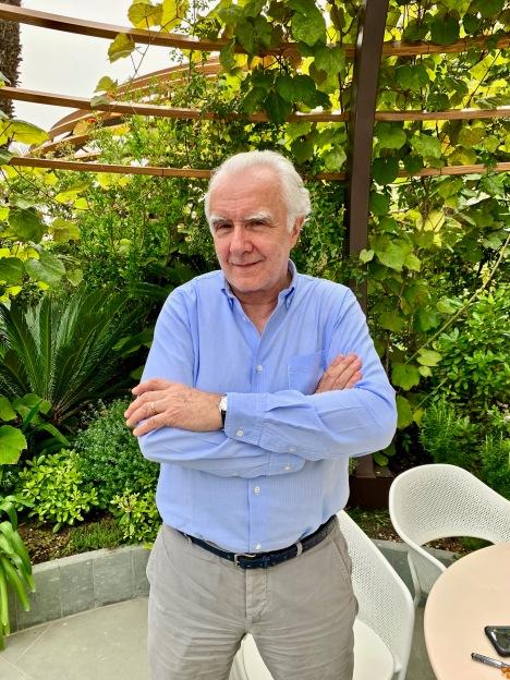 le chef Alain Ducasse ©lepetitlugourmand