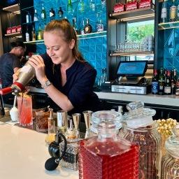 Constance au Bar Miamici ©lepetitlugourmand