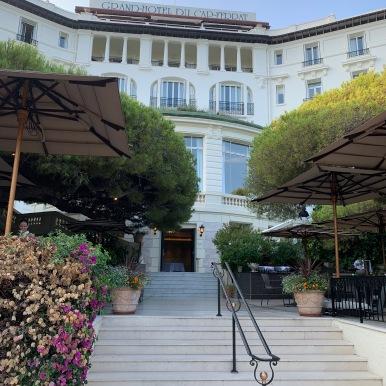 Les terrasses du Grand-Hôtel du Cap-Ferrat, A Four Seasons Hotel & Resort ©lepetitlugourmand