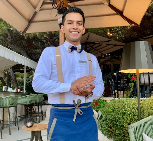 Franck chef barman ©lepetitlugourmand