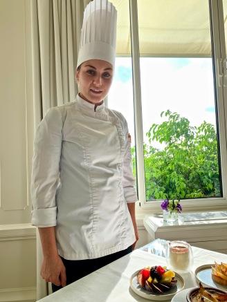 Ludivine Demi-Chef de Partie Pâtisserie ©lepetitlugourmand