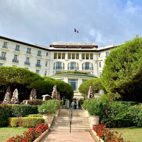 Grand-Hôtel du Cap Ferrat, A Four Seasons Hotel & Resort ©lepetitlugourmand