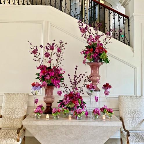 Compsition florale ©lepetitlugourmand