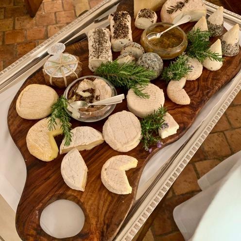 Le plateau de fromages ©lepetitlugourmand