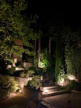 La Bastide de nuit ©lepetitlugourmand