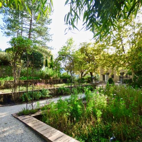 Le jardin de La Bastide ©lepetitlugourmand