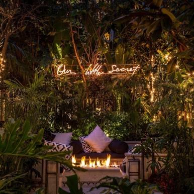 Le Jardin Four Seasons Mexico