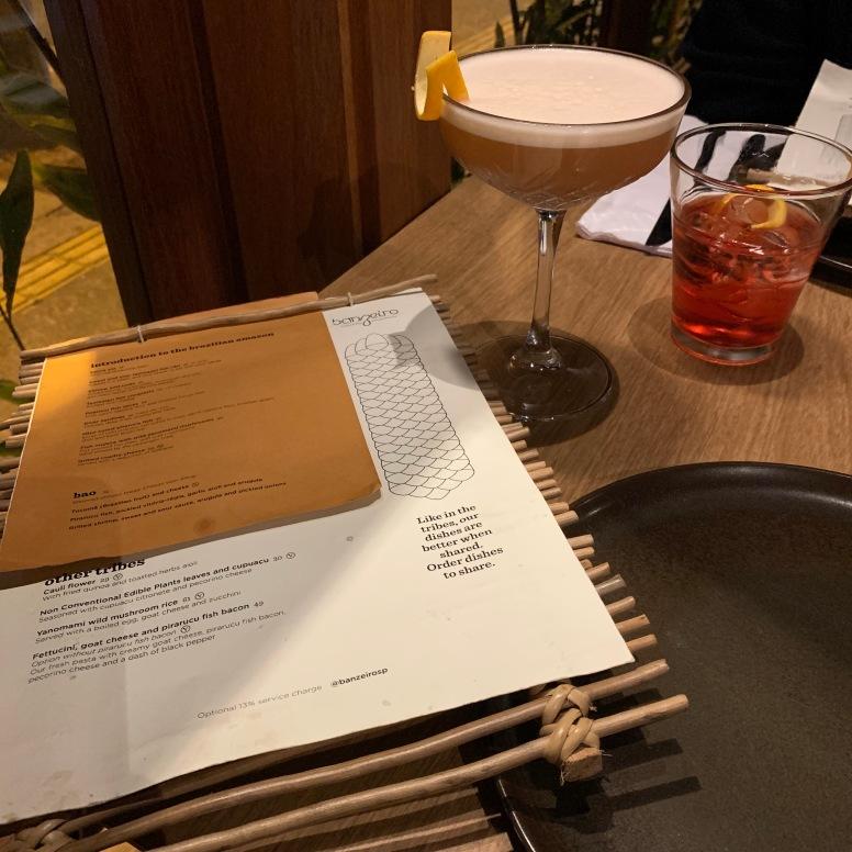 Cocktails aux saveurs amazoniennes ©lepetitlugourmand
