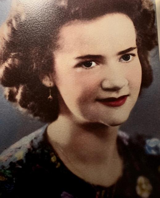 Hester Maria Ferreira - Grand-mère du Chef Jan-Hendrick van der Westhuisen