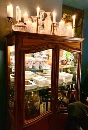 Détail décoration restaurant Jan ©lepetitlugourmand