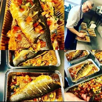 Dante Chez Gratta chef Thierry Grattarola