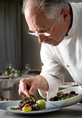 Chef Jacques Chibois ©_Eliophot