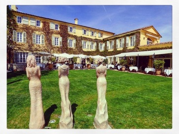 La Bastide Saint-Antoine - Jacques Chibois ©lepetitlugourmand