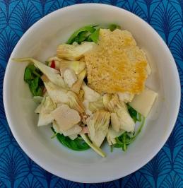 L'Artichaut du Pays en Salade ©lepetitlugourmand