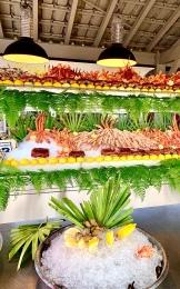 Le banc de fruits de mer ©lepetitlugourmand