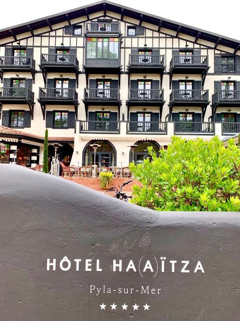 Hôtel Ha(a)ïtza ©lepetitlugourmand
