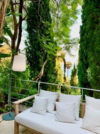 Mirazur - Les Jardins ©lepetitlugourmand