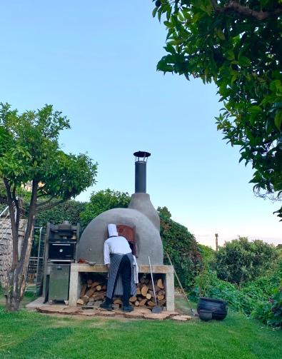 Le Four à bois et cuisson du pain ©lepetitlugourmand