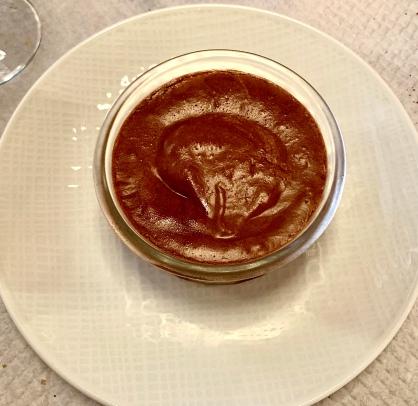 La Mousse au chocolat ©lepetitlugourmand