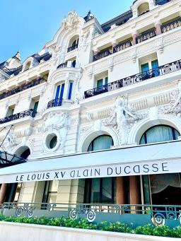 Le Louis XV - Alain Ducasse à l'Hôtel de Paris ©lepetitlugourmand