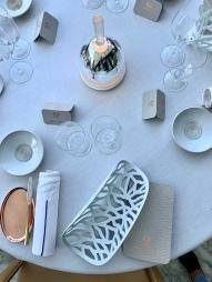 Détail des Arts de la Table ©lepetitlugourmand