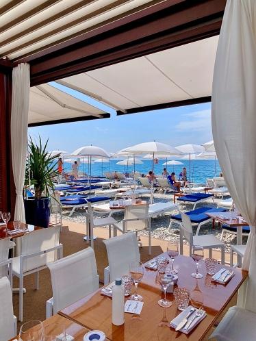 Restaurant Plage Le galet ©lepetitlugourmand