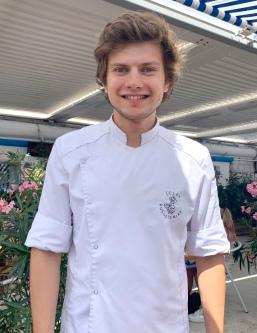 Le chefs pâtissier : César Augustyniak ©lepetitlugourmand