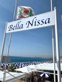 Plage Bella Nissa ©lepetitlugourm